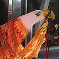 Eagle On The Ship by Laurie Prentice