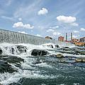 Eagle-phenix Dam by Brian Parton