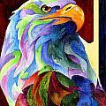 Eagle Spirit by Sherry Shipley