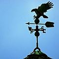 Eagle Weathervane by Eric Tressler