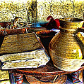 Early Colonial Still Life by Mark Sellers