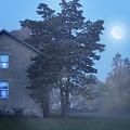 Early Morning Farmhouse by Jill Battaglia