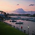 Early Morning Hamilton Harbor by Tom Singleton