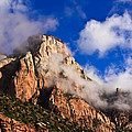 Early Morning Zion National Park by Tom and Pat Cory