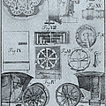 Early Odometer by Science Source