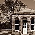 Early Office Building by Douglas Barnett