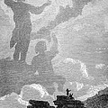 Early Sighting Of Brocken Spectres, 1797 by