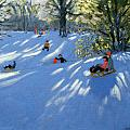 Early Snow by Andrew Macara