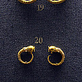 Earrings by Andonis Katanos