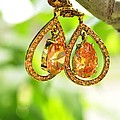 Earrings by Puzzles Shum