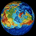 Earth: Topography by Granger
