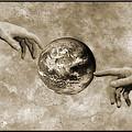 Earth's Creation by Detlev Van Ravenswaay