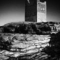 Easkey Roslee Roslea Castle County Sligo Ireland by Joe Fox