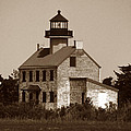East Point Lighthouse by Skip Willits