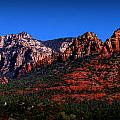 East Sedona Colors by Aaron Burrows