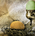 Easter With Patina 2 by Danuta Bennett