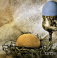 Easter With Patina 3 by Danuta Bennett