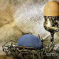 Easter With Patina 5 by Danuta Bennett