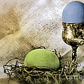 Easter With Patina 6 by Danuta Bennett