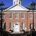 Easton Maryland Courthouse by Sally Weigand