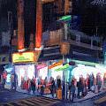 Eastside Beat by Aaron Memmott
