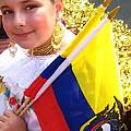 Ecuadorian Pride by Lore Santiago