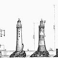 Eddystone Lighthouse by Granger