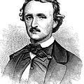 Edgar Allan Poe (1809-1849) by Granger