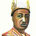Edward Frederick Mutesa II by Emmanuel Baliyanga