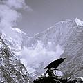 Eerie Himalayas by Shaun Higson
