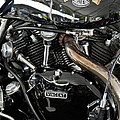 Egli-vincent Godet Motorcycle by Jill Reger