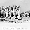 Egypt: Ramesseum by Granger