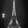 Eiffel By Night by Wes and Dotty Weber