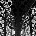 Eiffel Tower - Paris by Juergen Weiss