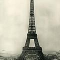 Eiffel Tower 1890 by Bill Cannon