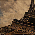 Eiffel Tower 2 by Mary Machare