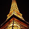 Eiffel Tower Las Vegas by Dominic Olivares