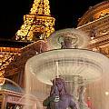 Eiffel Tower Las Vegas by Joe Myeress