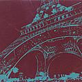 Eiffel Tower by Naxart Studio