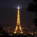 Eiffel Tower by Wes and Dotty Weber