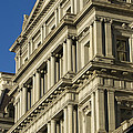 Eisenhower Executive Office Building Washington Dc by Dustin K Ryan