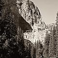 El Capitan Meets The River by Pam  Holdsworth
