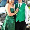 Elaine And Zac With The Truck by Casey Riitano