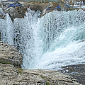 Elbow Falls by Randy Harris