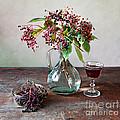 Elderberries 08 by Nailia Schwarz