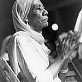 Elderly African American Woman by Everett
