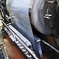 Electric Galvanising Of Steel by Ria Novosti