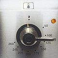 Electric Oven Dial by Carlos Dominguez