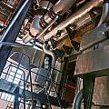 Electric Plant by Carlos Caetano