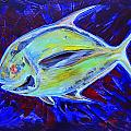 Electric Pompano by Jeremy Smith